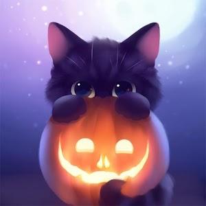 個人化App|Halloween Kitten LOGO-3C達人阿輝的APP