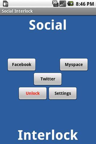 Social Interlock for Drinkers- screenshot