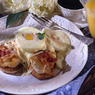 Country Breakfast Benedict.