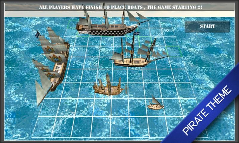 Navy Battle 3D- screenshot
