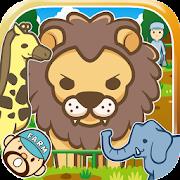 动物园~快乐的动物饲养游戏~ MOD APK 1.4 (Free Shopping)