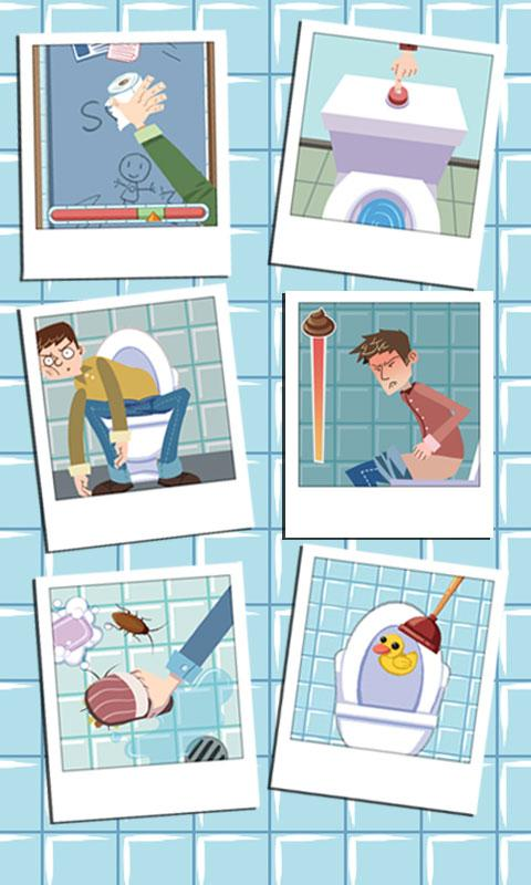 Screenshots of Toilet & Bathroom Rush for iPhone