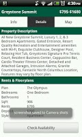 Screenshot of Apartment Rental Book