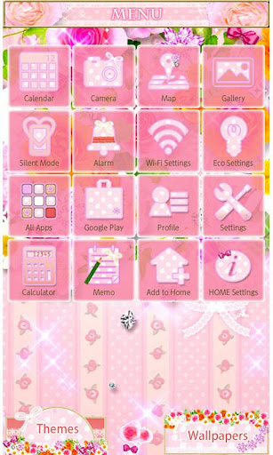 Flower Garden Wallpaper Theme 1.5 Windows u7528 2