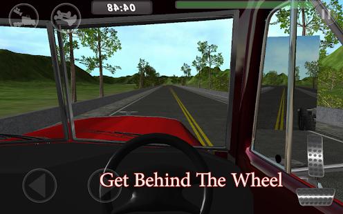 Truck Driver Racing 模擬 App-愛順發玩APP