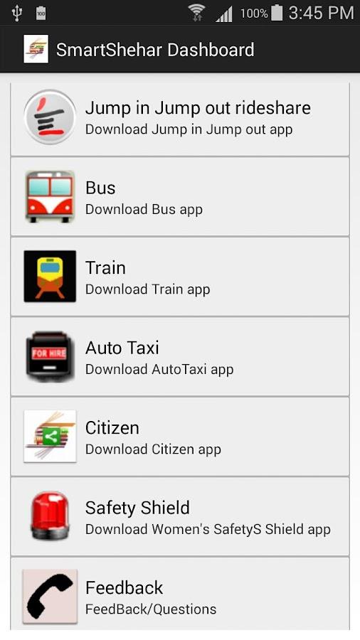 Mumbai Dashboard - SmartShehar - screenshot
