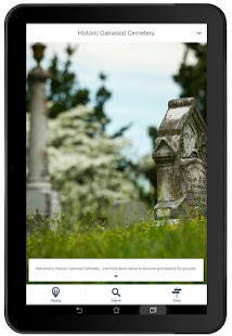 Historic Oakwood Cemetery- screenshot thumbnail