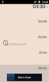 Quietto Lite Screenshot 3