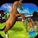 Wild Horse Fury - Juego 3D icon