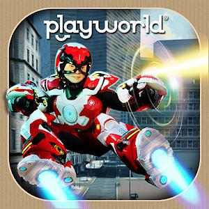 Playworld Superheroes v1.0 APK