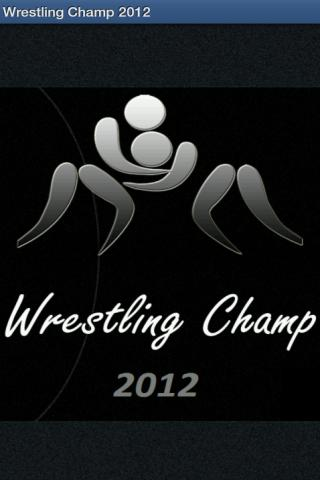 Wrestling 2012 trivia - screenshot