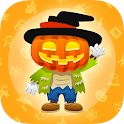 KIDS match'em Halloween icon