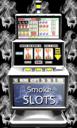 【免費博奕App】3D Smoke Slots - Free-APP點子
