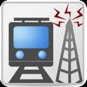 위치기반 지하철 icon