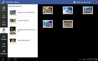 Screenshot of Social Me for Facebook
