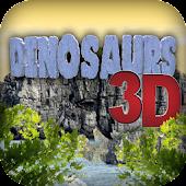 Popar Dinosaurs 3D Book