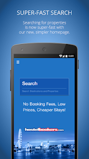 HostelBookers - Hostels - screenshot thumbnail