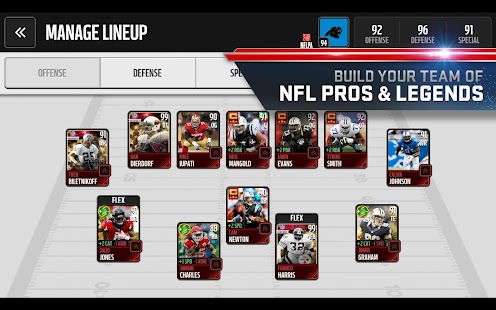 Madden NFL Mobile Screenshot 19