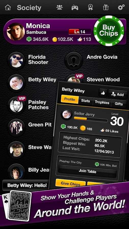 Live Blackjack Pro - Mobil6000