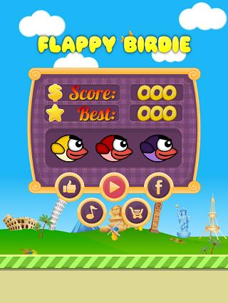 Flappy Birdie