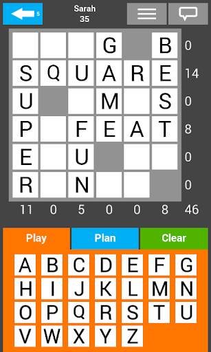 SquareWords