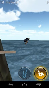 Cliff Diving 3D - screenshot thumbnail