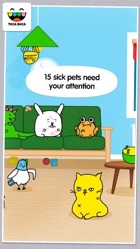 Toca Pet Doctor  screenshots 12
