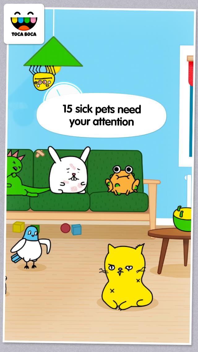 Toca Pet Doctor screenshot #12