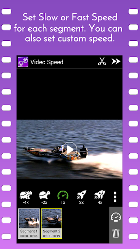 Video Speed Slow Motion & Fast  screenshots 3