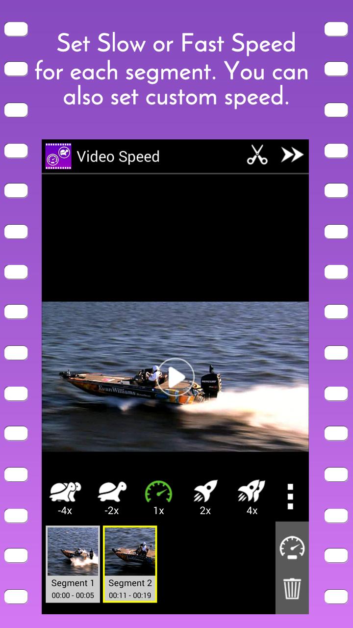 Video Speed Slow Motion & Fast Screenshot 2