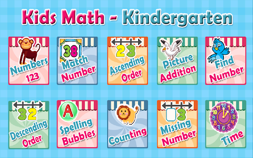 Kids Math - Kindergarten- screenshot thumbnail