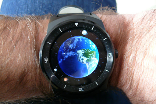 Earth Live Watch Face