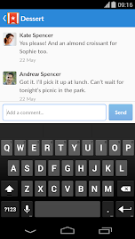 Wunderlist: To-Do List & Tasks Screenshot 4