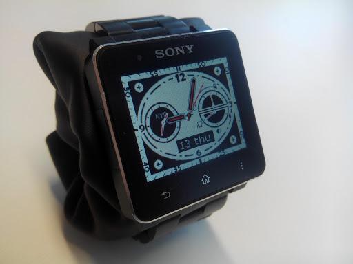 Dual Time Watch SW2