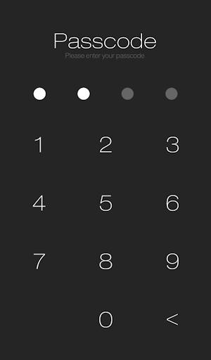 玩免費娛樂APP 下載kakao talk theme_mono black app不用錢 硬是要APP