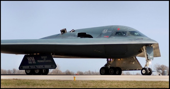 Avion  B-2 Spirit USA