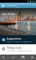 Screenshot of Abu Dhabi Guide by Triposo