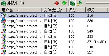 eMule积分系统