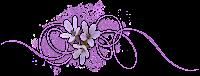 Resultado de imagem para barrinha lilas para blog