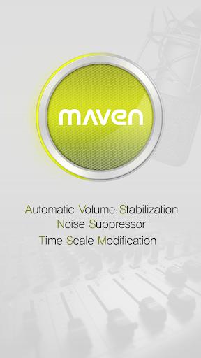 MAVEN Voice Recorder MP3 NS