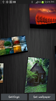 Screenshot of My Pictures Live Wallpaper