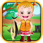 Baby Hazel Fishing Time APK