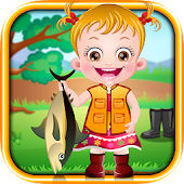 Baby Hazel Fishing Time Android APK Download Free By Axis Entertainment