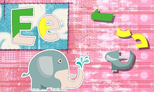 Kids Puzzles ABC Lite