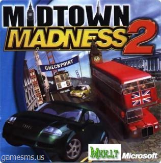 Midtown Madness 2 Cover