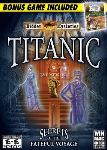 Hidden Mysteries The Fateful Voyage Titanic