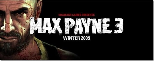 Max Payne 3 Announced