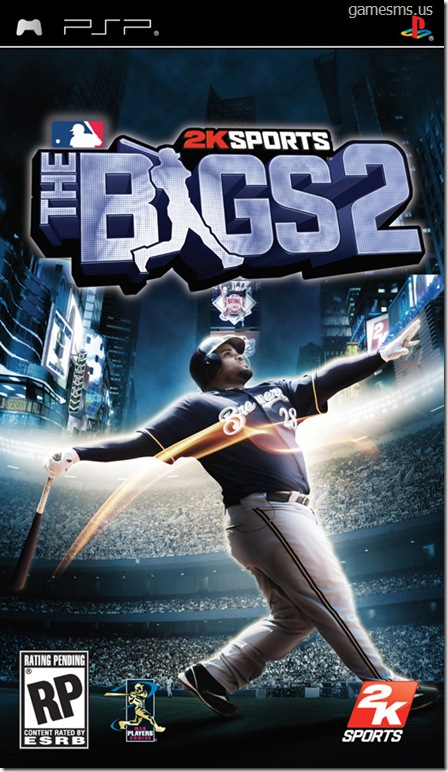 The Bigs 2 Full PSP