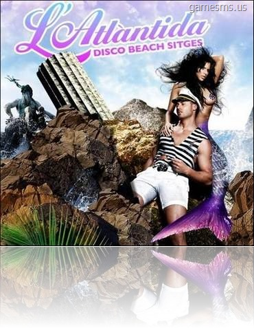 L'Atlantida Disco Beach Sitges Summer 09 [2CD] 2009