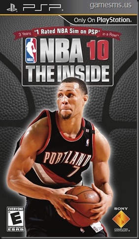 NBA 10 The Inside PSP Download